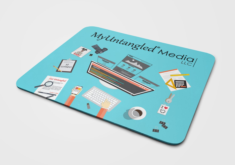 MyUntangled Media Mousepad ©Jacob Clayton