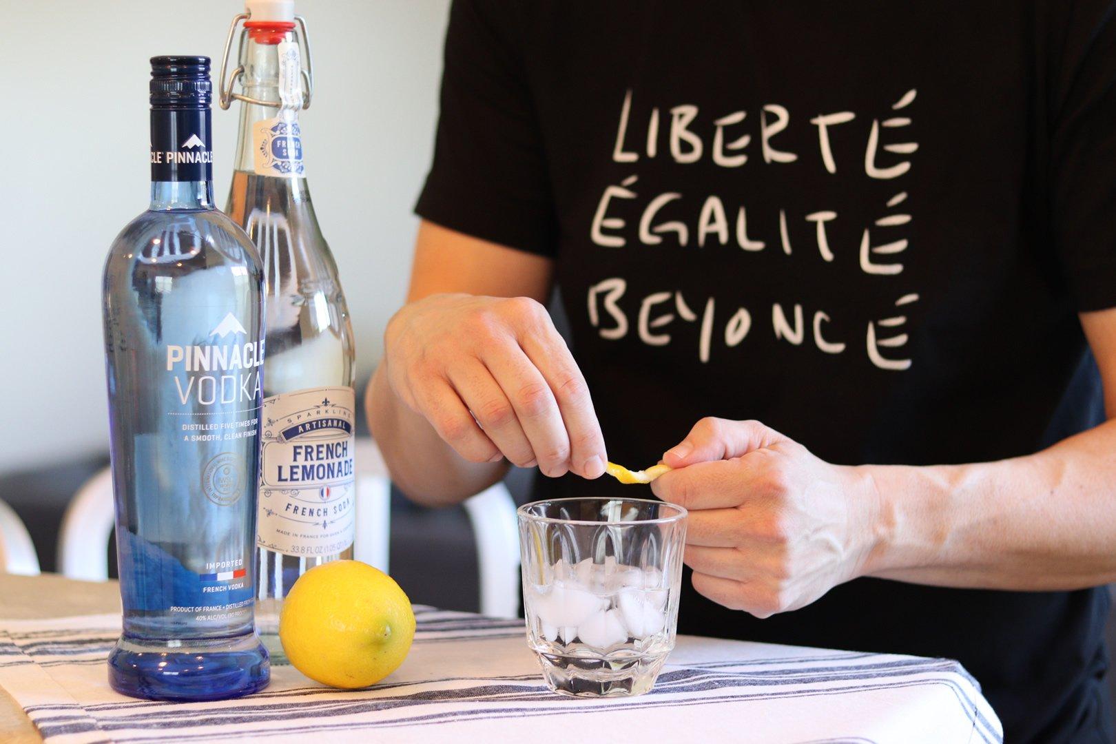Pinnacle Vodka Promotion ©Jacob Clayton