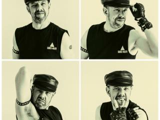 Self Portrait | Keith ©Jacob Clayton