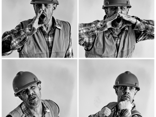 Self Portrait | Phil ©Jacob Clayton